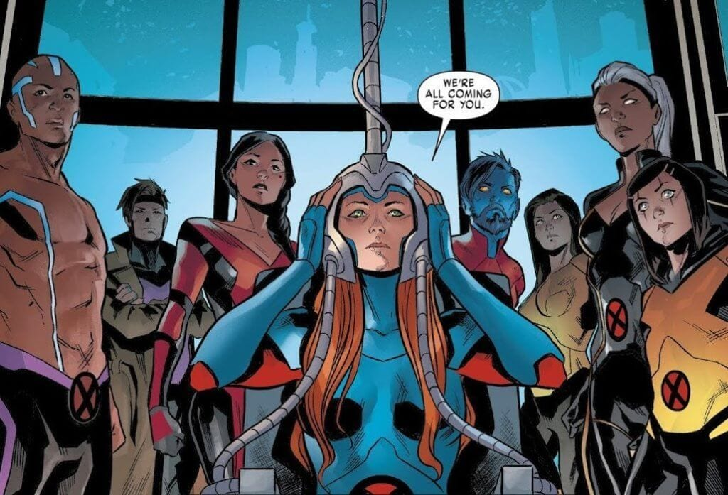 comic books, Jean Grey, X-Men