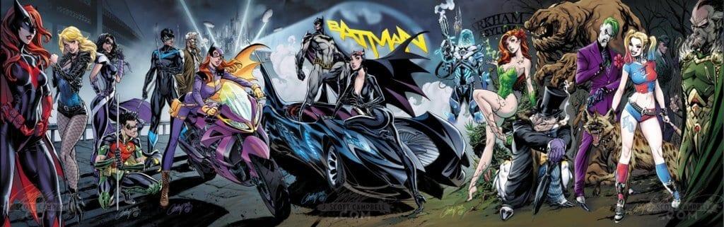 comic books, Batman