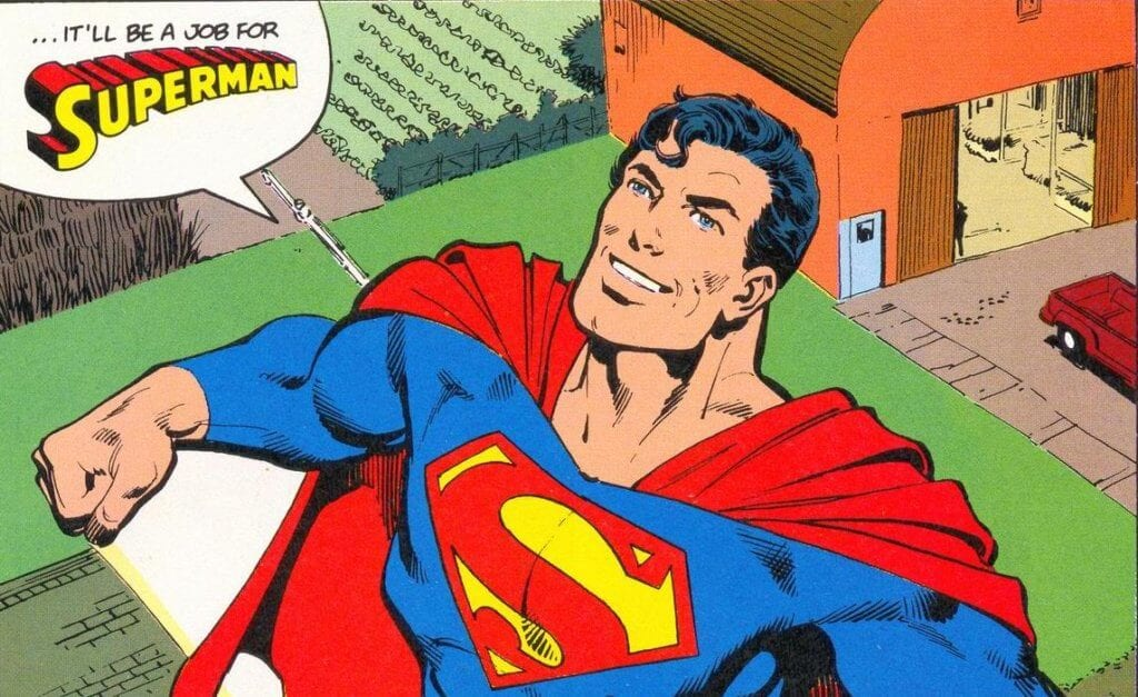 The Man of Steel, Superman: Year One